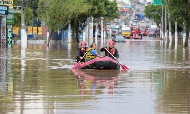 Chuvas fortes assolam produtores por todo o Brasil